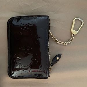 *AUTHENTIC * Louis Vuitton Key Pouch